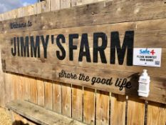 Jimmy's Farm and Wildlife Park - A family day pass plus camel experience for 2 adults and 2 children