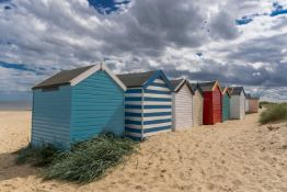 Use of a Beach Hut for the day at Gun Hill, Southwold. Date to be mutually agreed with the exception