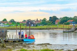 Voucher for £100 for a delicious meal for 4 at The Anchor, Walberswick