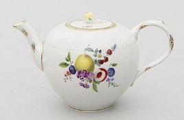 Kleine Teekanne, Meissen,