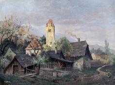 Flieher, Karl (1881 Wien - Zell am See 1958)