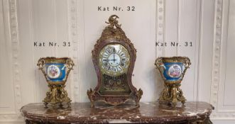 Große Pendule im Stil Louis XIV.