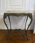 Salontisch in Stil Louis XV.