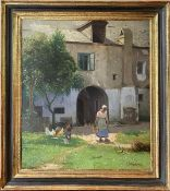 Kinzel, Josef (1852 Lobenstein - Spitz 1925)