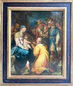 Unbekannter Maler des Barock (wohl Flandern, 17. Jh.)