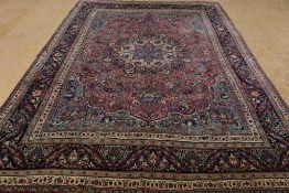 Tapijt, Tabriz 402 x 290 cm. ( met gat)