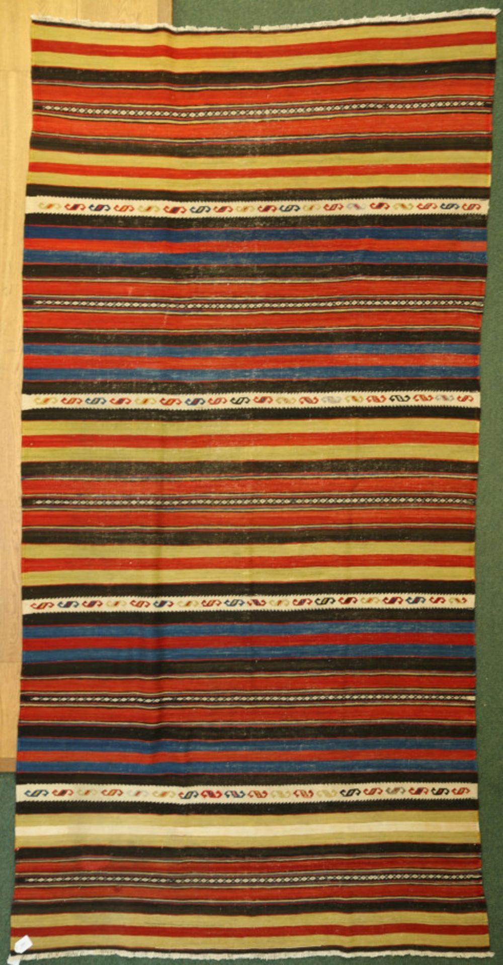 Perzische kelim, laat 19de eeuw,