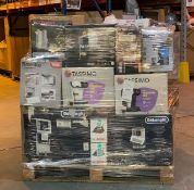1 x Mixed pallet of 66 items, mixed brands RAW returns Approx RRP £3840.64