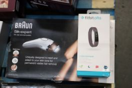 Mixed lot - 33 items - Brands include Philips & Fitbit RRP £6452.70