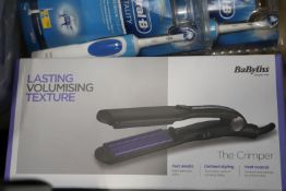 Mixed lot - 36 items - Brands include Panasonic & OralB RRP £3058.66