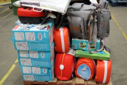Mixed Lot 40 items - Brands include Purflo & Fisher Price, RRP £1395.00