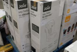 Mixed Lot 11 items - Brands include Britax & Joie, RRP £1378.96