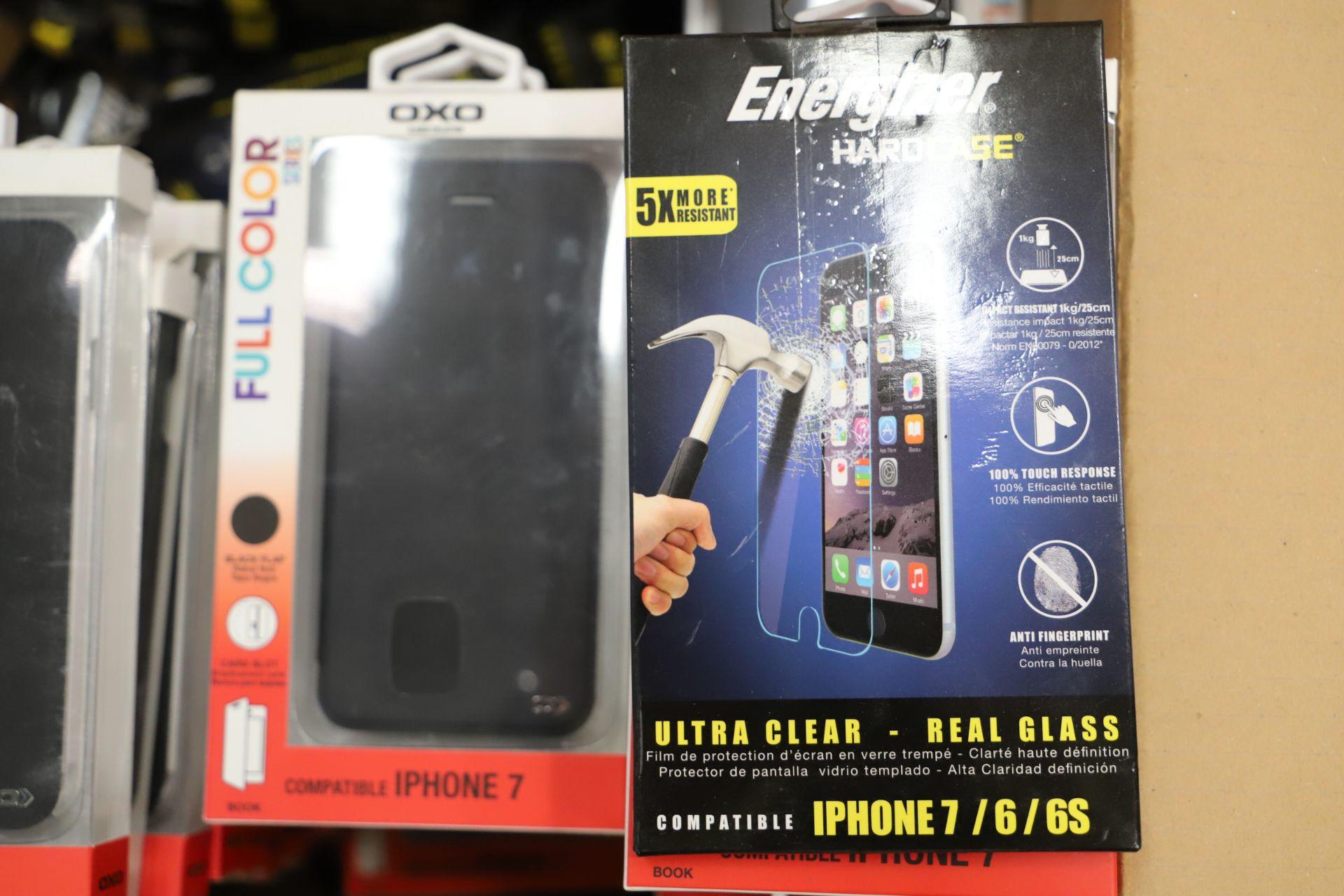 Lot 11 - *No Reserve* Mixed Lot 84 items - Iphone Accessories. RRP £1343.16