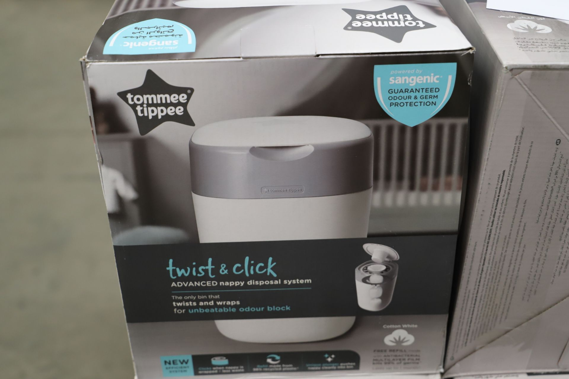 Lot 9 - *No Reserve* Mixed Lot 91 items - Brands include Tommee Tippee & Leapfrog. RRP £1721.00