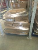 1x Mixed Pallet of Home décor items from Arthouse incl Artwork, Mirrors and/or Cushions.