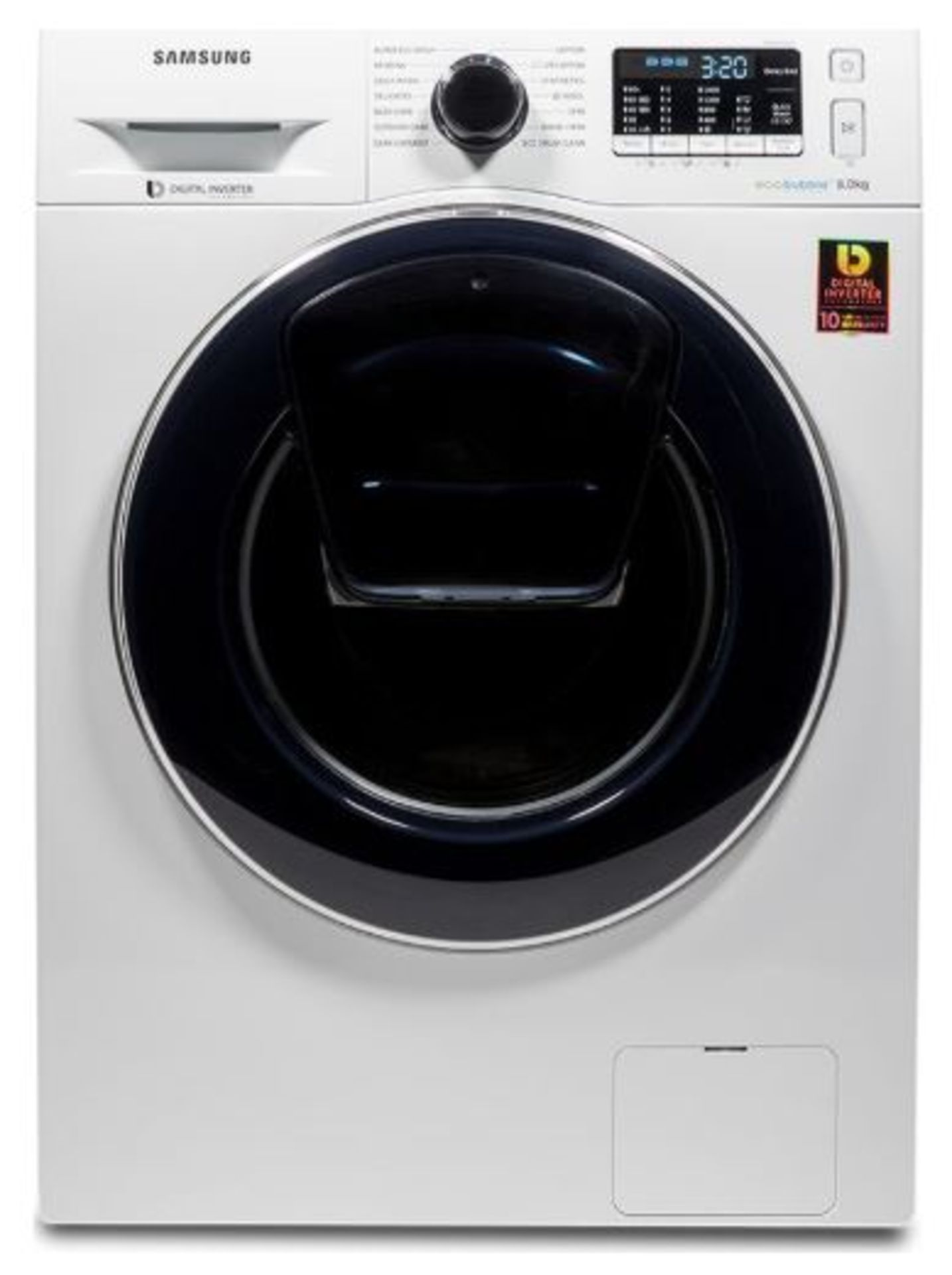 Pallet of 3 Samsung Premium Washing machines. Total Latest selling price £1,087*
