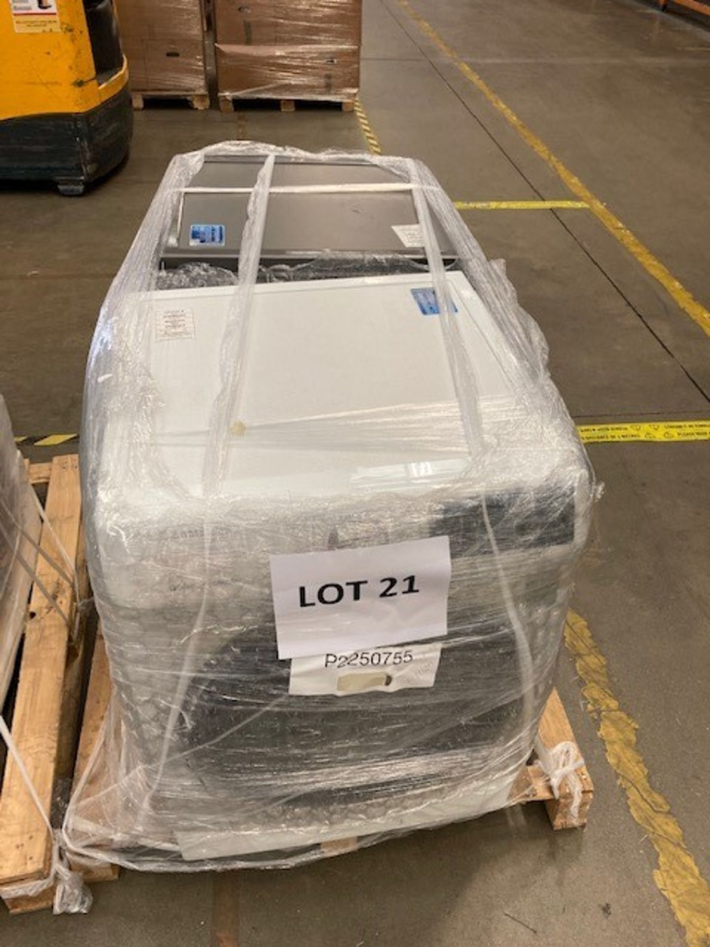 Pallet of 2 Samsung Premium Washing machines. Latest selling price £1,229.97* - Image 3 of 8