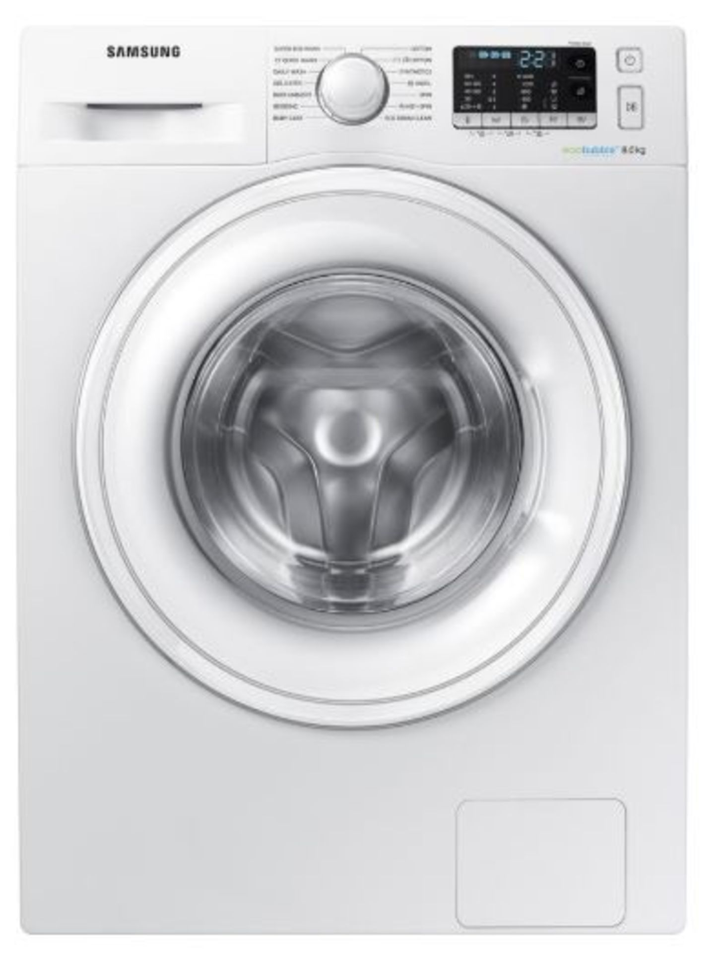 Pallet of 3 Samsung Premium Washing machines. Total Latest selling price £1,087* - Image 3 of 10
