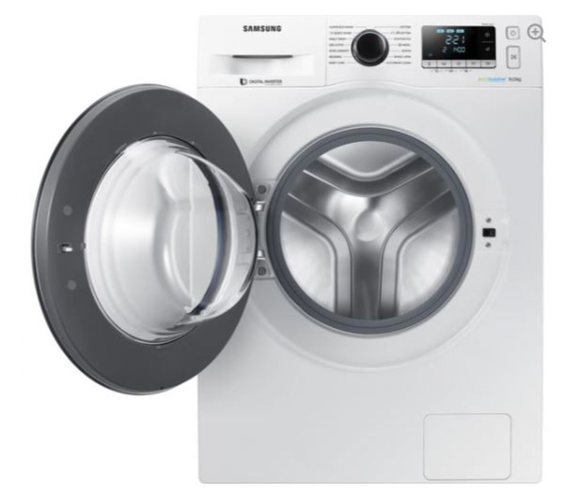 Pallet of 2 Samsung Premium Washing machines. Latest selling price £738 - Image 4 of 8