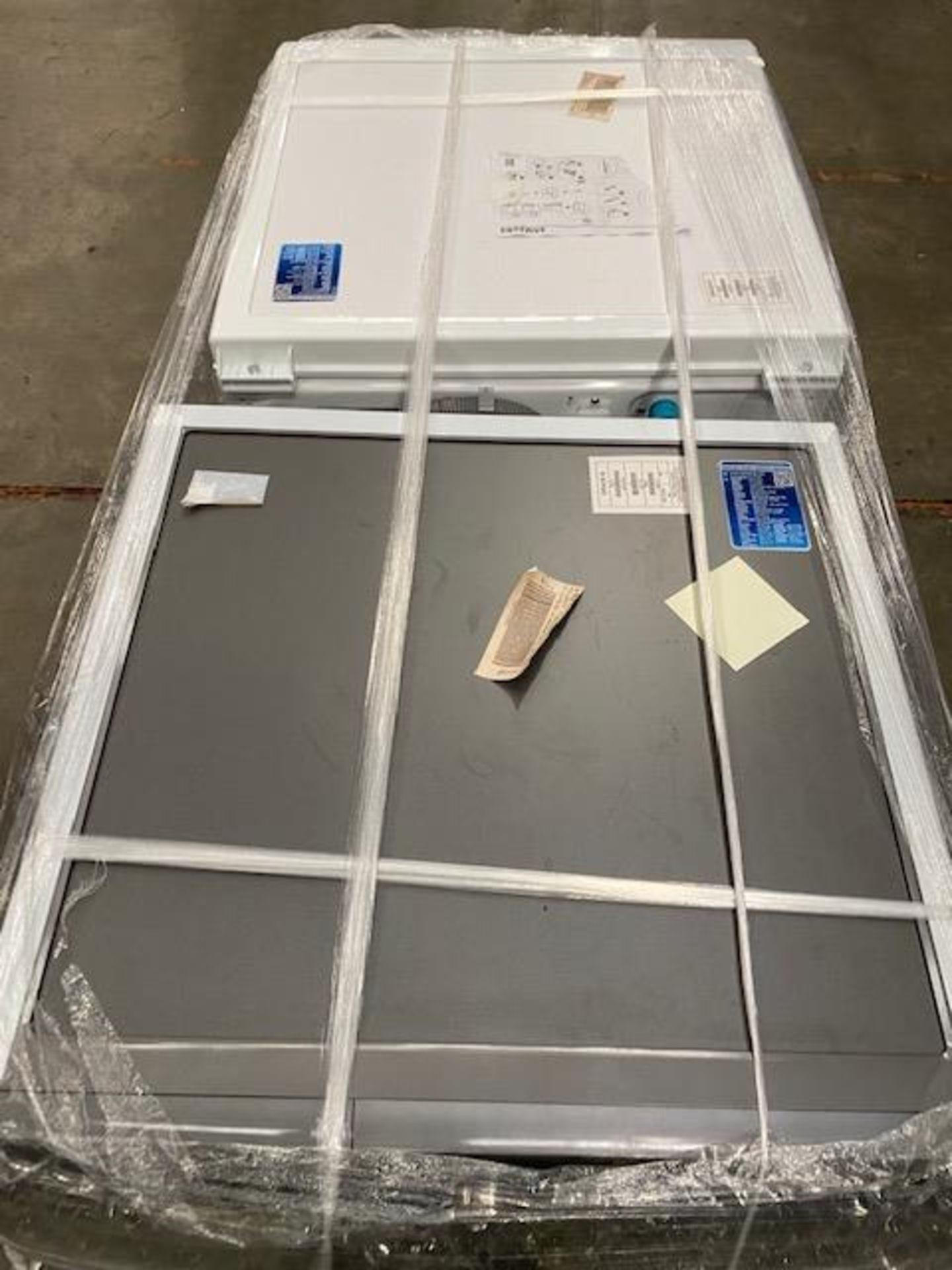 Lot 16 - Pallet of 2 Samsung Premium Washing machines. Total Latest selling price £1,219.97*