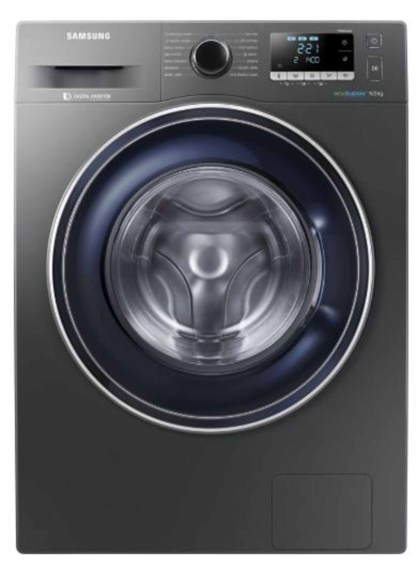 Lot 20 - Pallet of 2 Samsung Premium Washing machines. Latest selling price £738