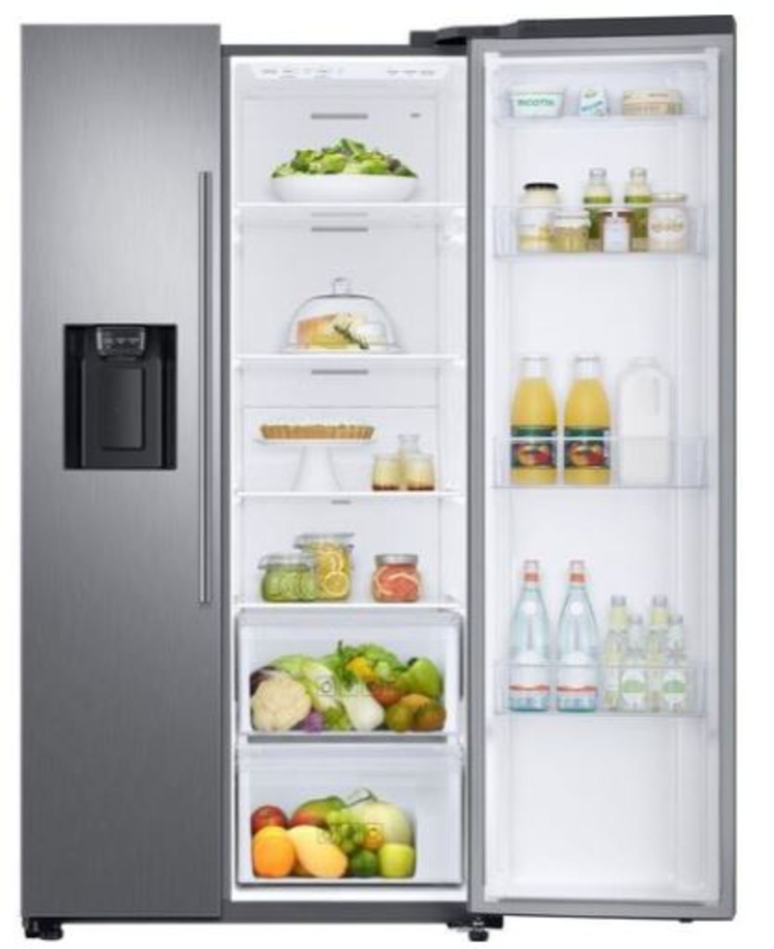 Pallet of 1 Samsung Water & Ice Fridge freezer. Latest selling price £1,299.99* - Image 4 of 7