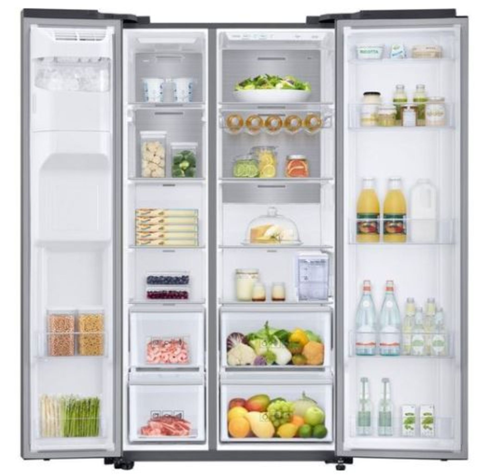 Pallet of 1 Samsung Water & Ice Fridge freezer. Latest selling price £1,799.99 - Image 2 of 10