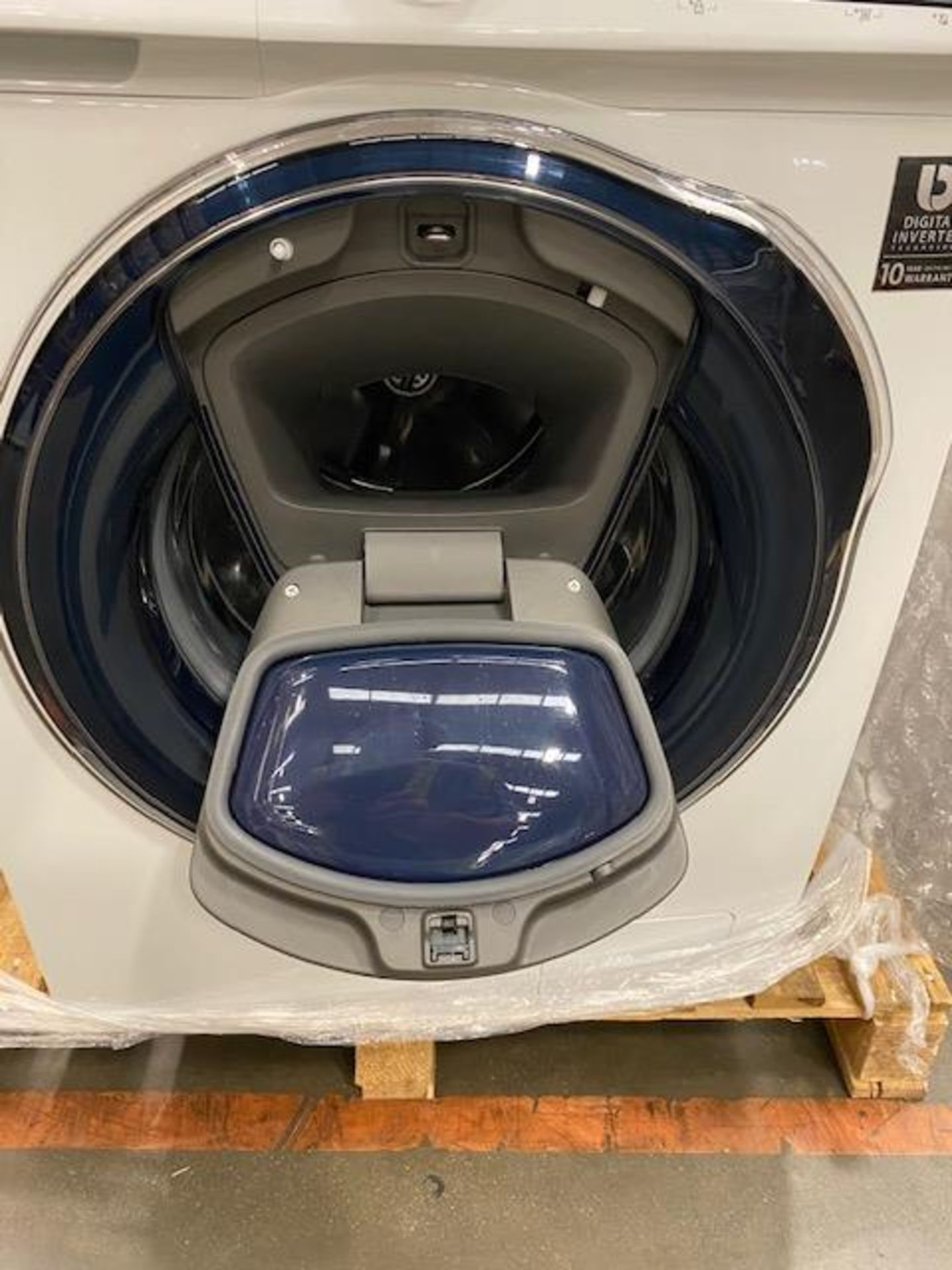 Pallet of 2 Samsung Premium Washing machines. Latest selling price £1,229.97* - Image 5 of 8