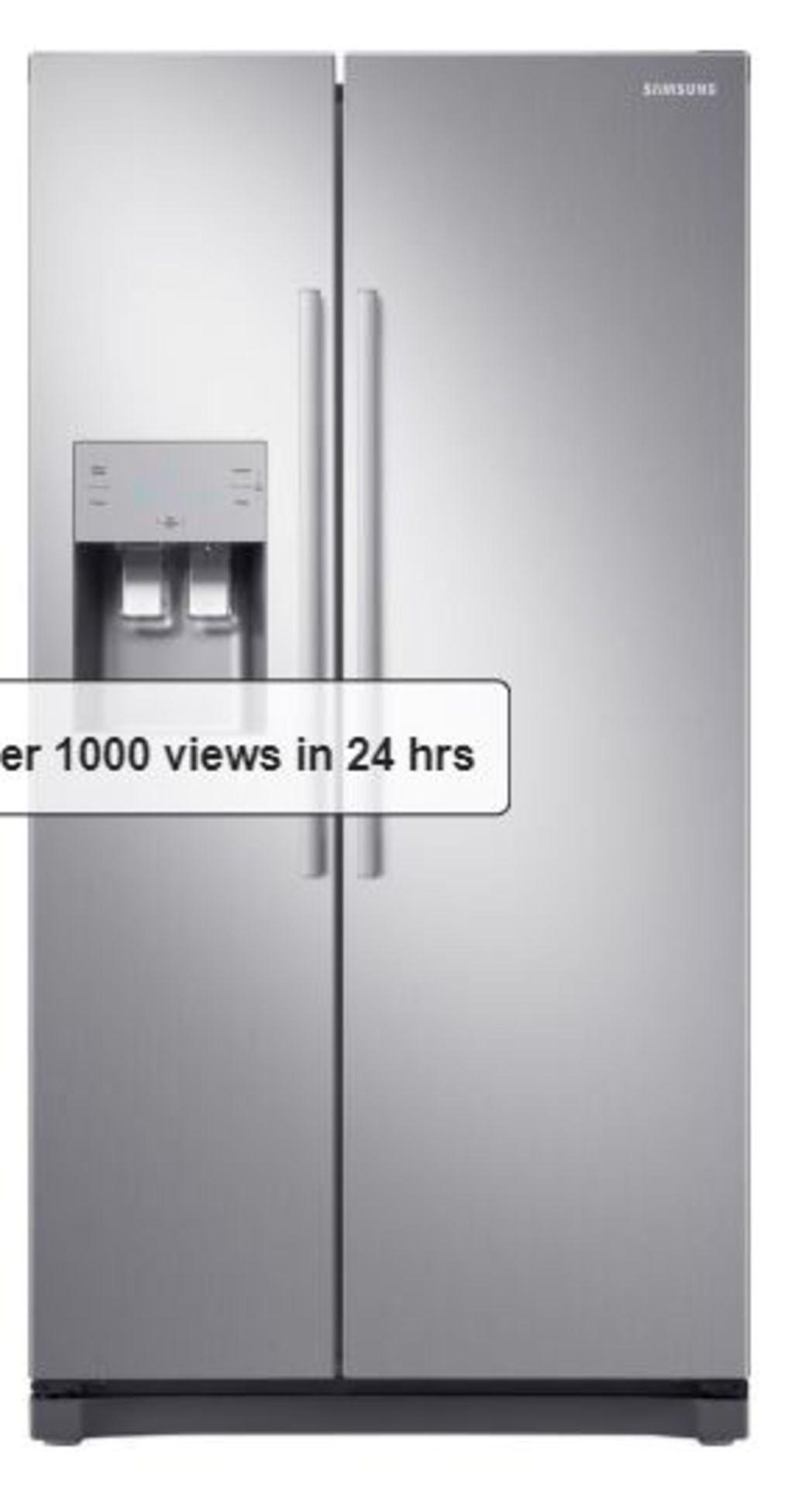 Pallet of 1 Samsung Water & Ice Fridge freezer. Latest selling price £929.99*