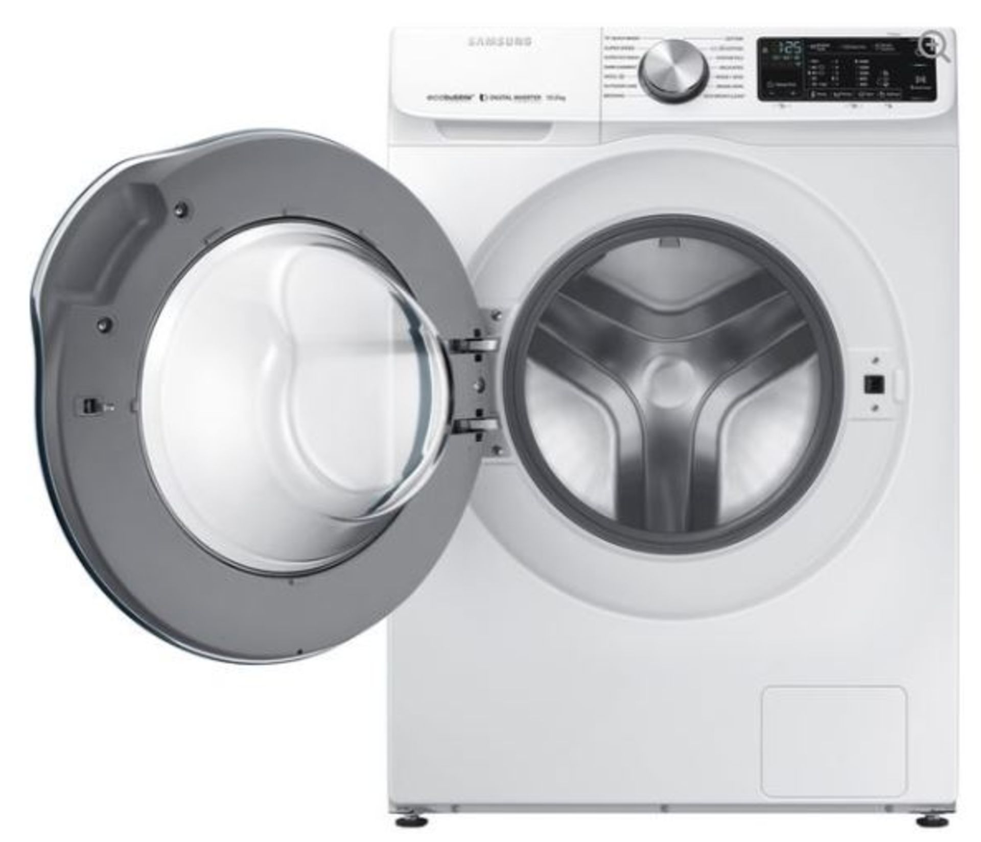Pallet of 2 Samsung Premium Washing machines. Total Latest selling price £1,219.97* - Image 2 of 8