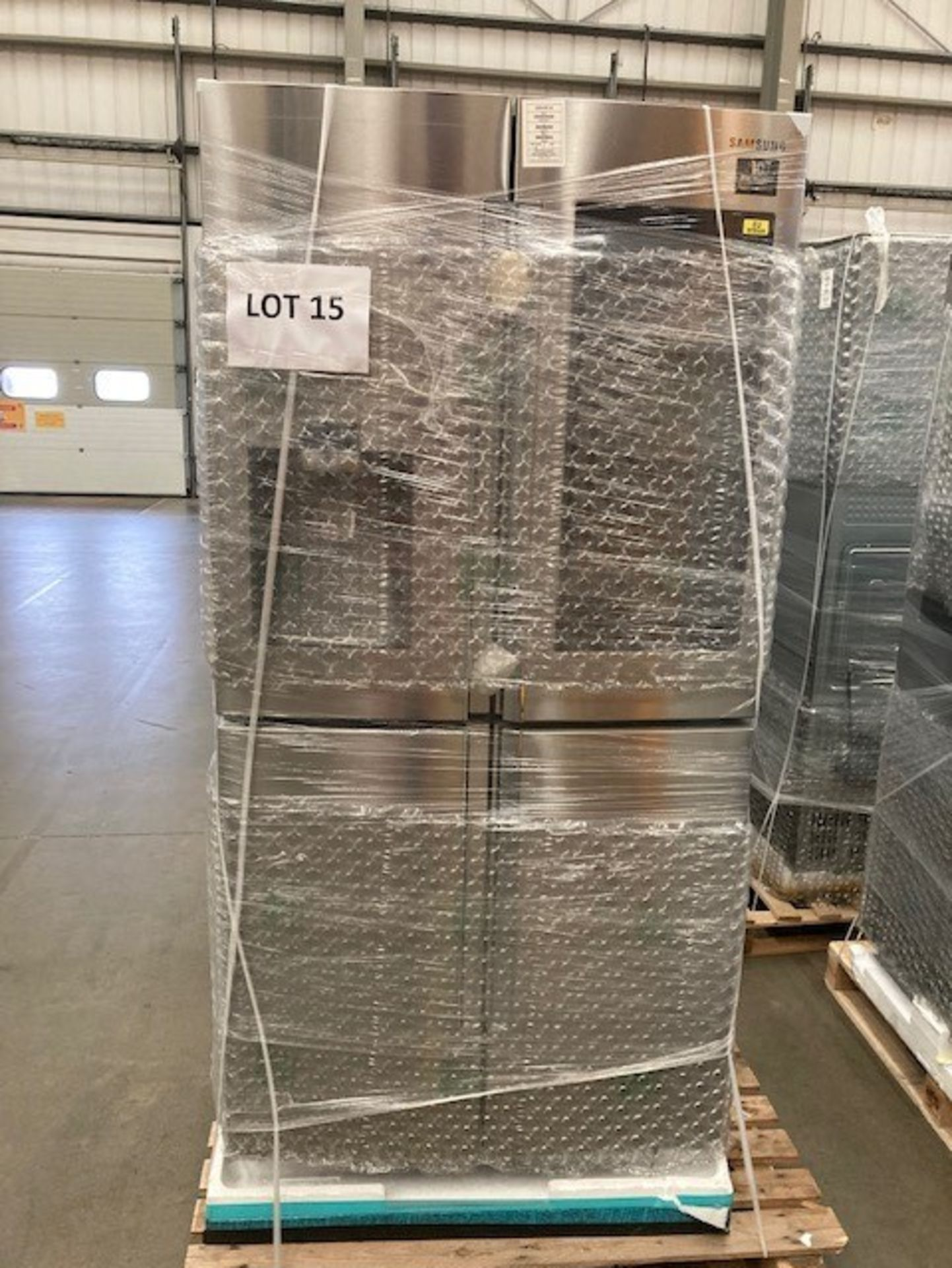 Pallet of 1 Samsung American Multi door. Latest selling price £3,799.99 - Image 3 of 9