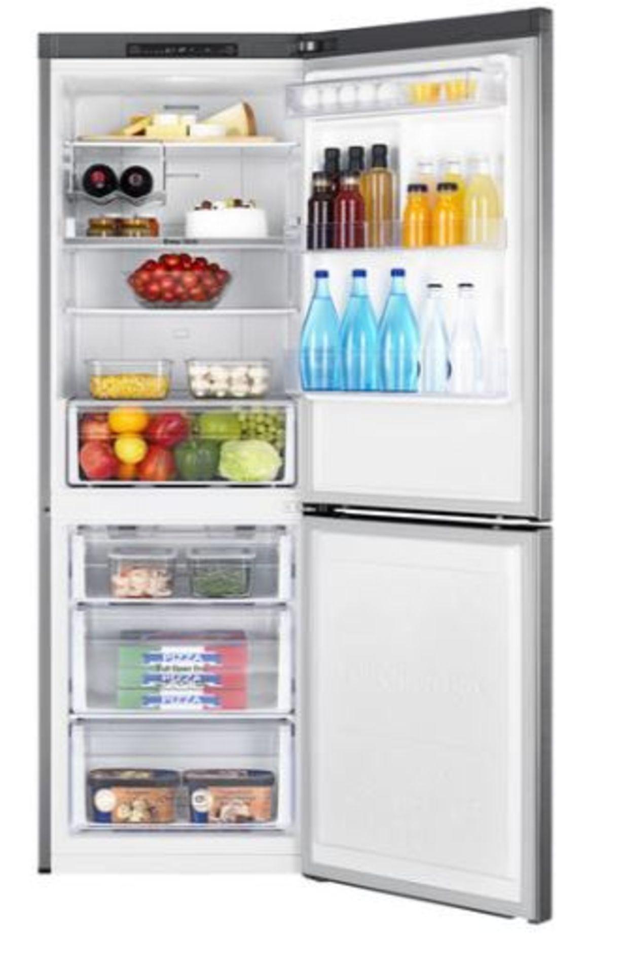 Pallet of 1 Samsung 60CM Fridge Freezer. Latest selling price £399 - Image 3 of 7