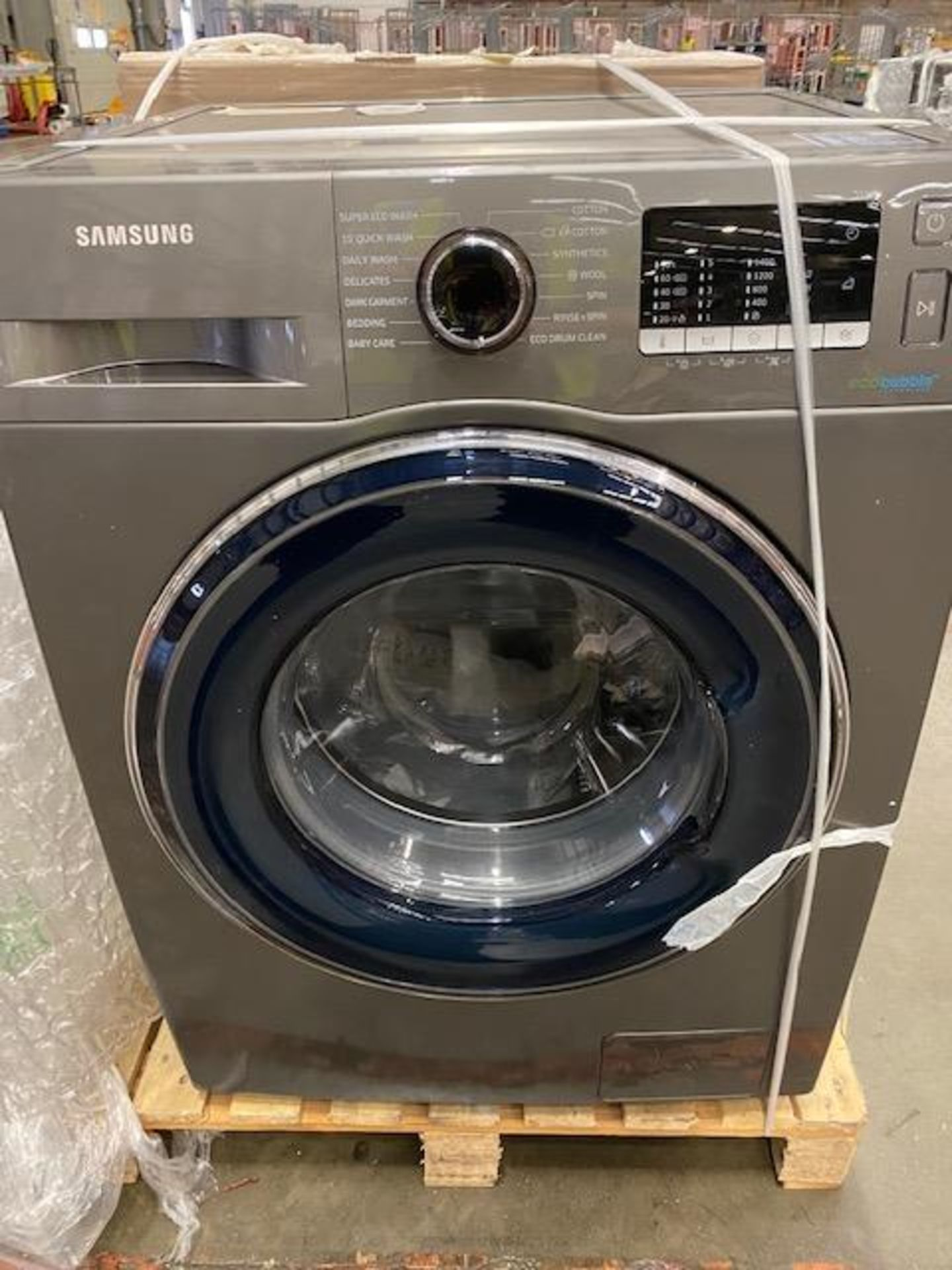 Pallet of 2 Samsung Premium Washing machines. Total Latest selling price £678* - Image 6 of 9