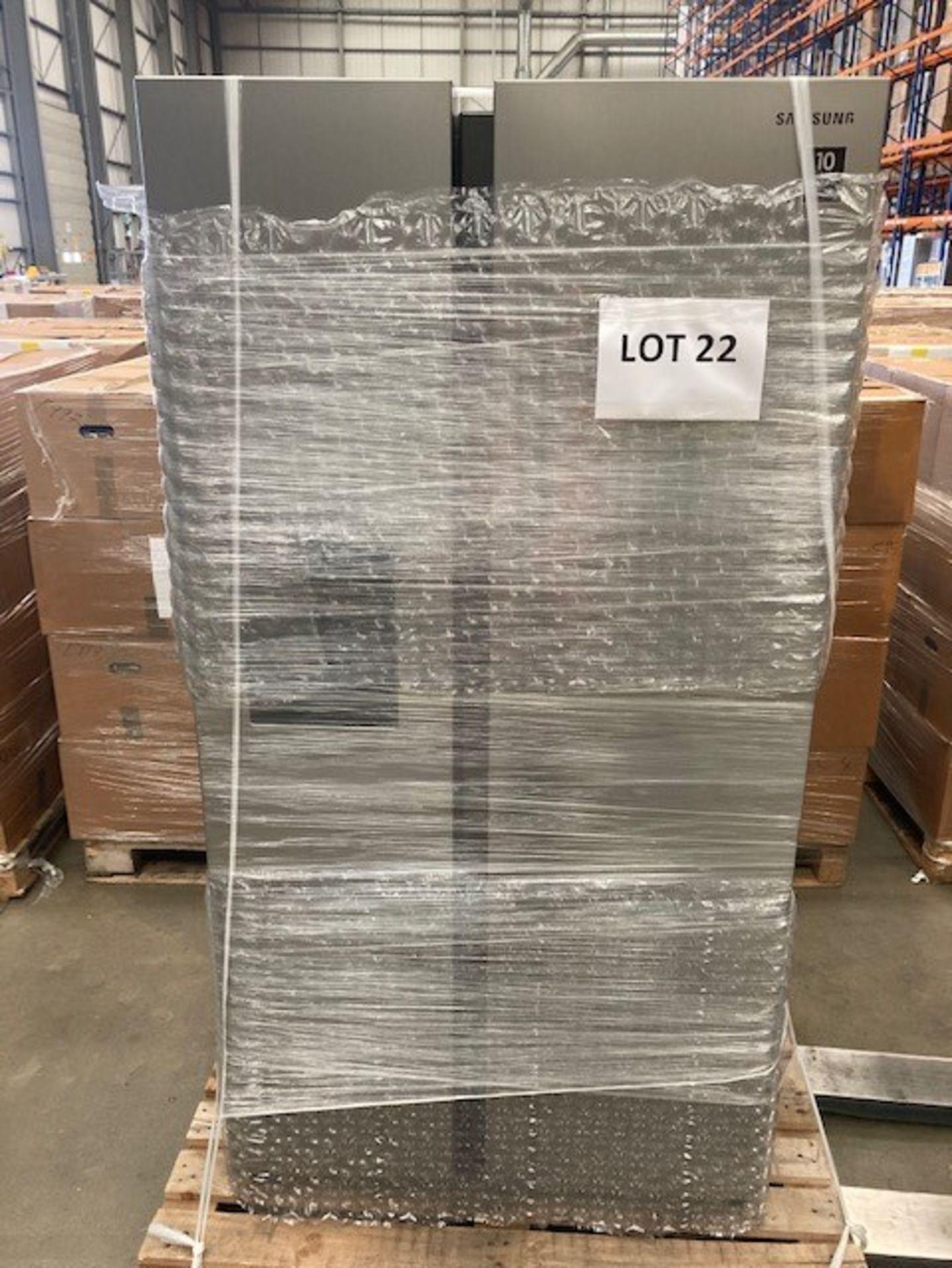 Pallet of 1 Samsung Water & Ice Fridge freezer. Latest selling price £1,329.99* - Image 4 of 9