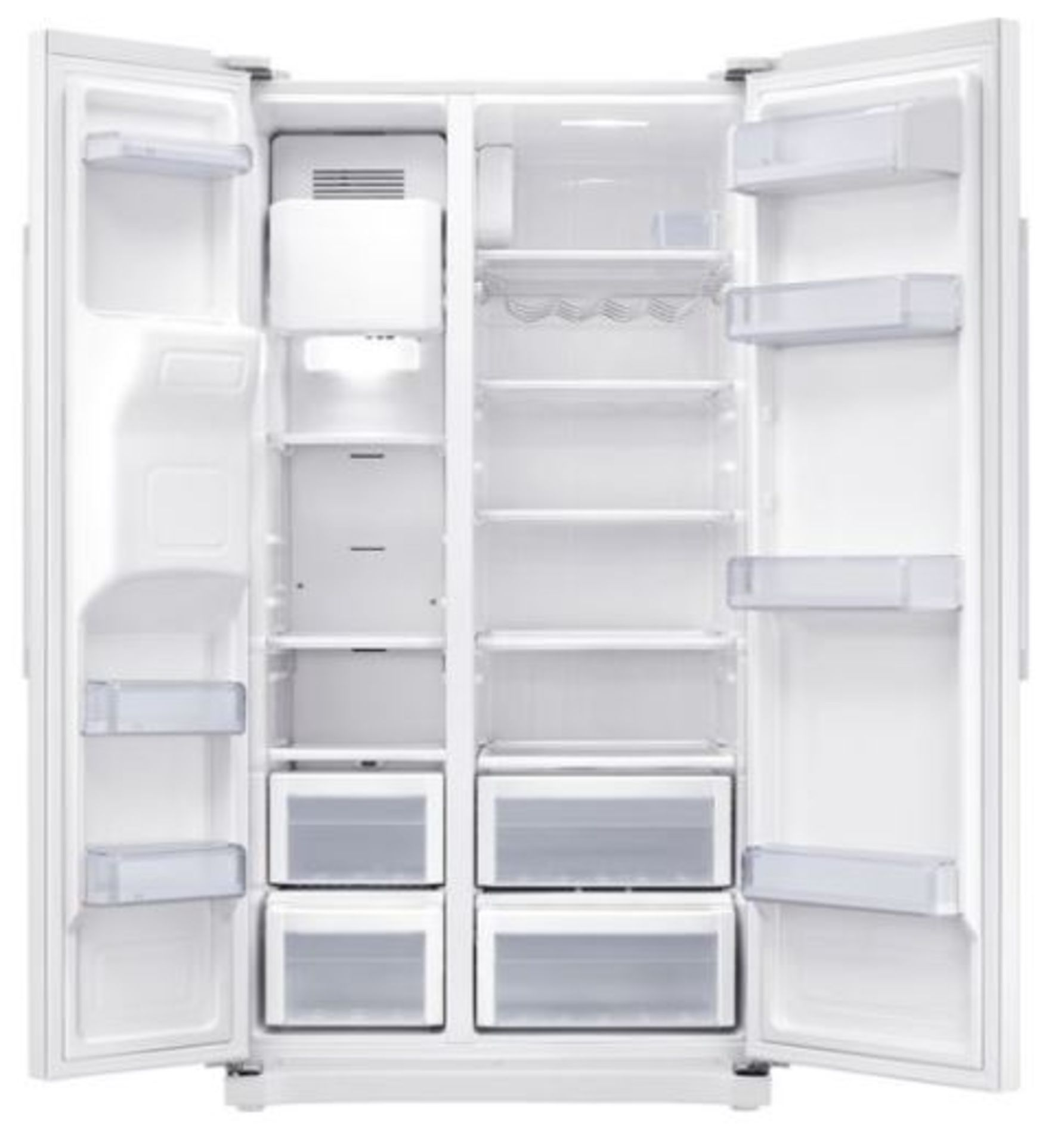 Pallet of 1 Samsung Water & Ice Fridge freezer. Latest selling price £999.99* - Image 3 of 8