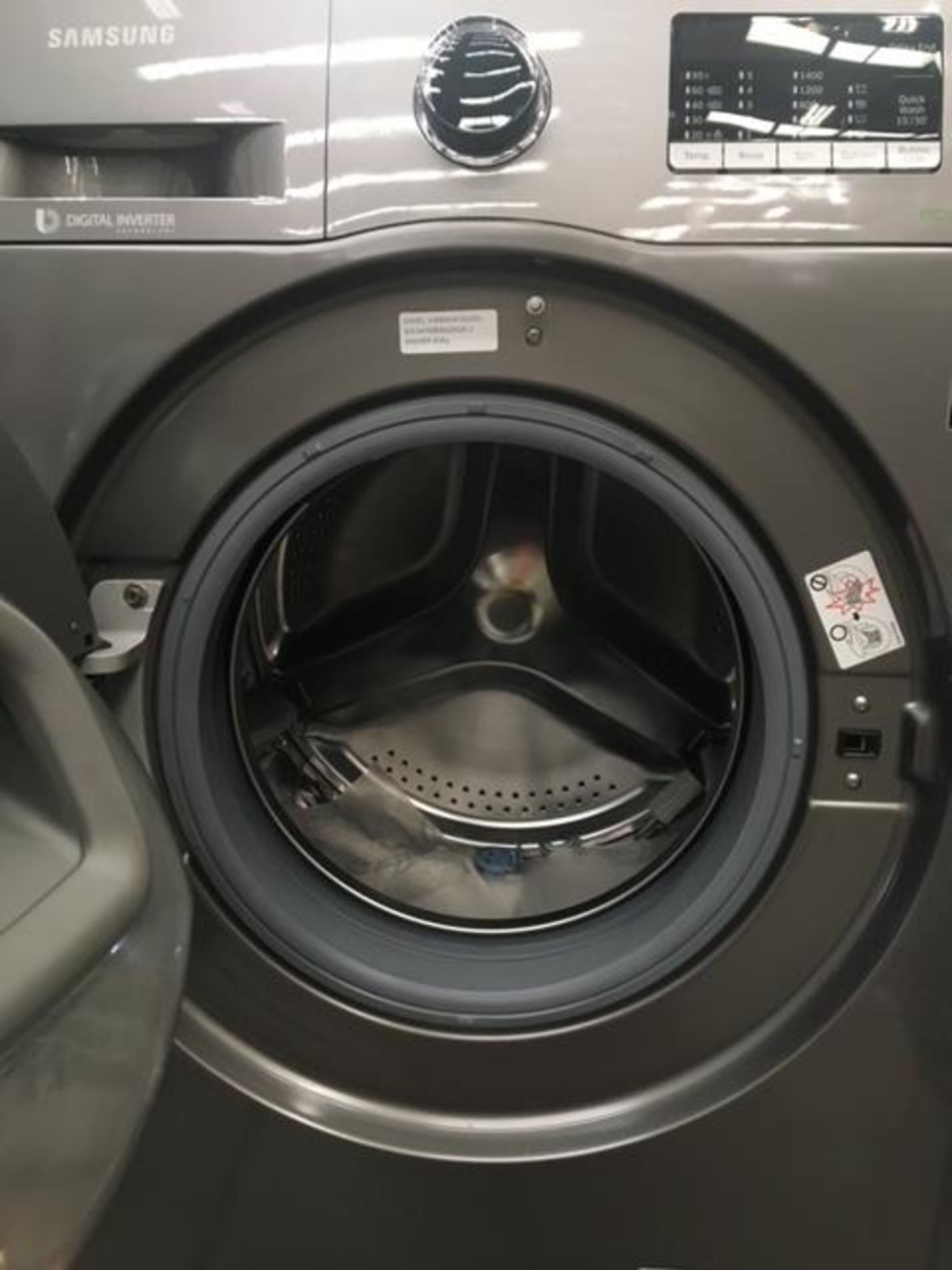 Pallet of 2 Samsung Premium Washing machines. Total Latest selling price £778* - Image 7 of 7