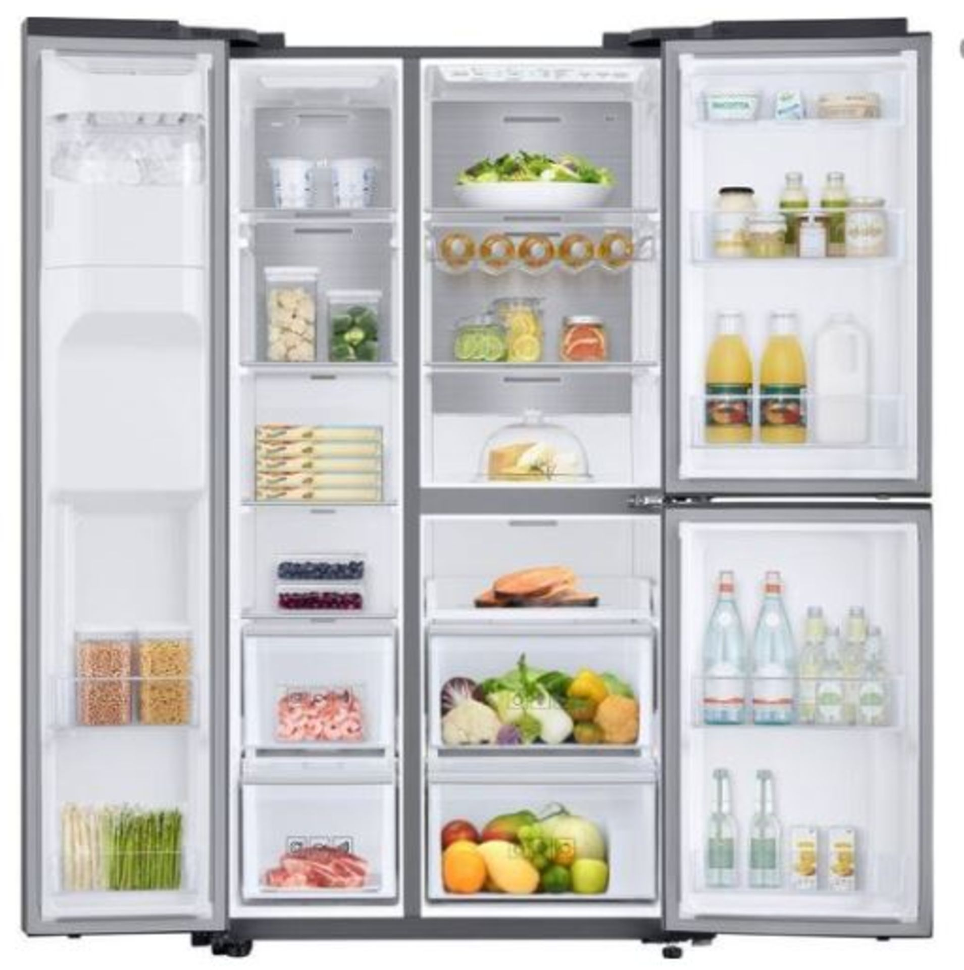 Pallet of 1 Samsung Water & Ice Fridge freezer. Latest selling price £1,769.99* - Image 2 of 10