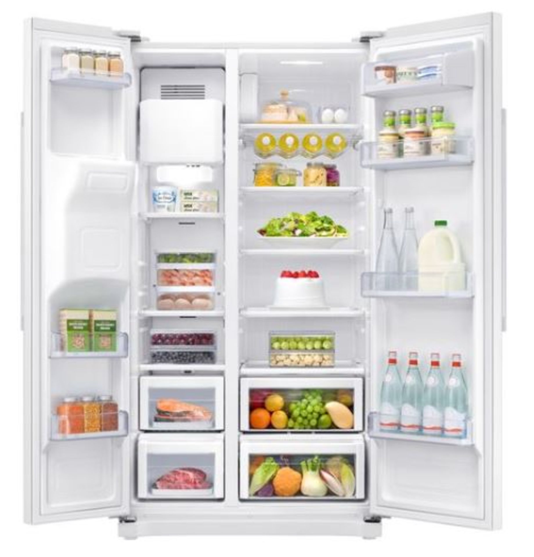 Pallet of 1 Samsung Water & Ice Fridge freezer. Latest selling price £999.99* - Image 2 of 8
