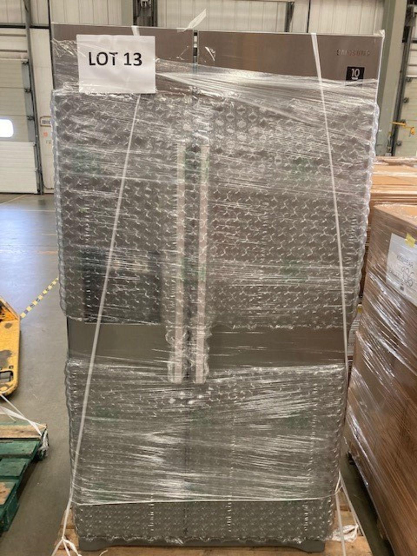 Pallet of 1 Samsung Water & Ice Fridge freezer. Latest selling price £929.99* - Image 4 of 9