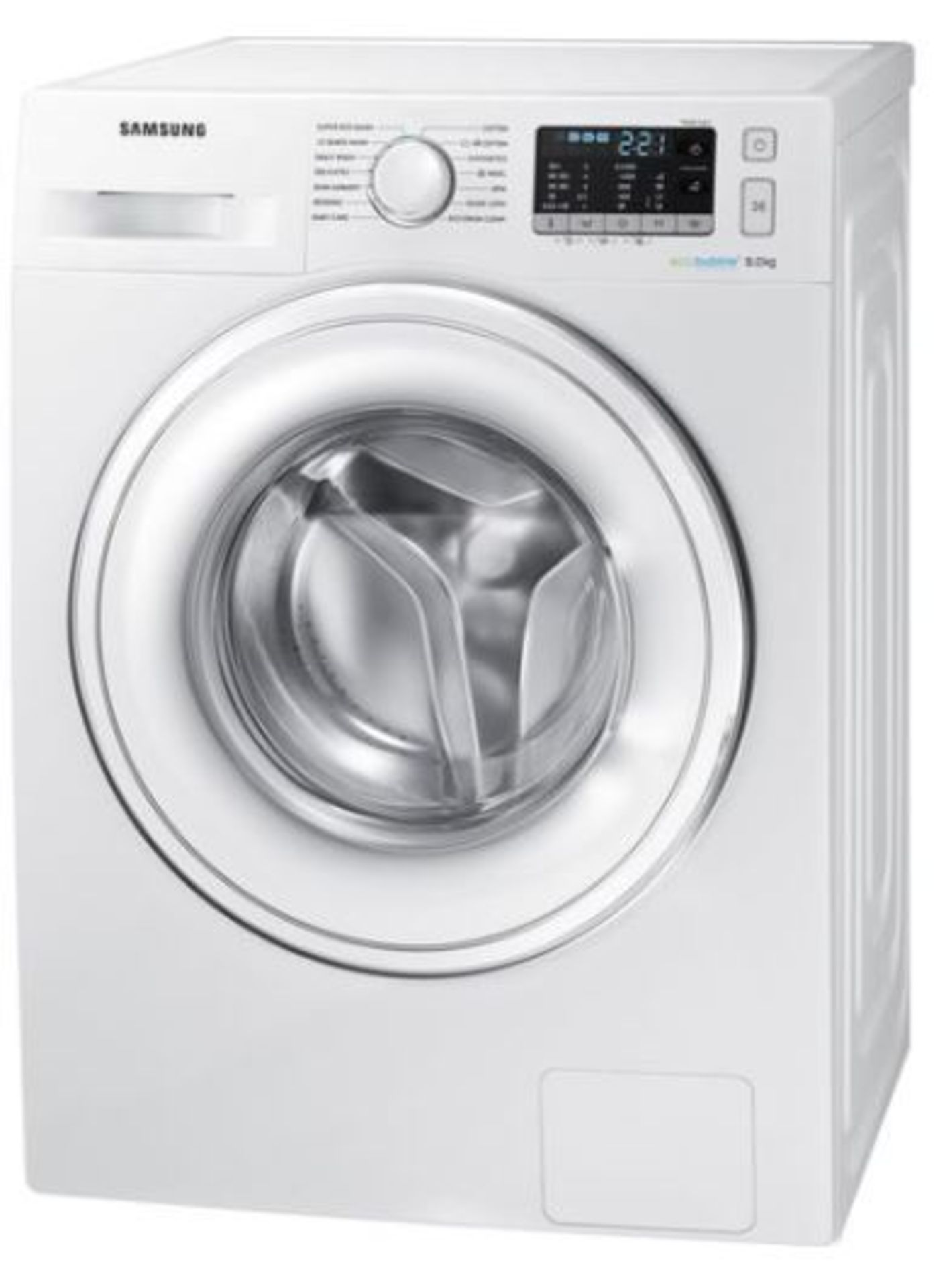 Pallet of 1 Samsung Premium Washing machine. Latest selling price £339*