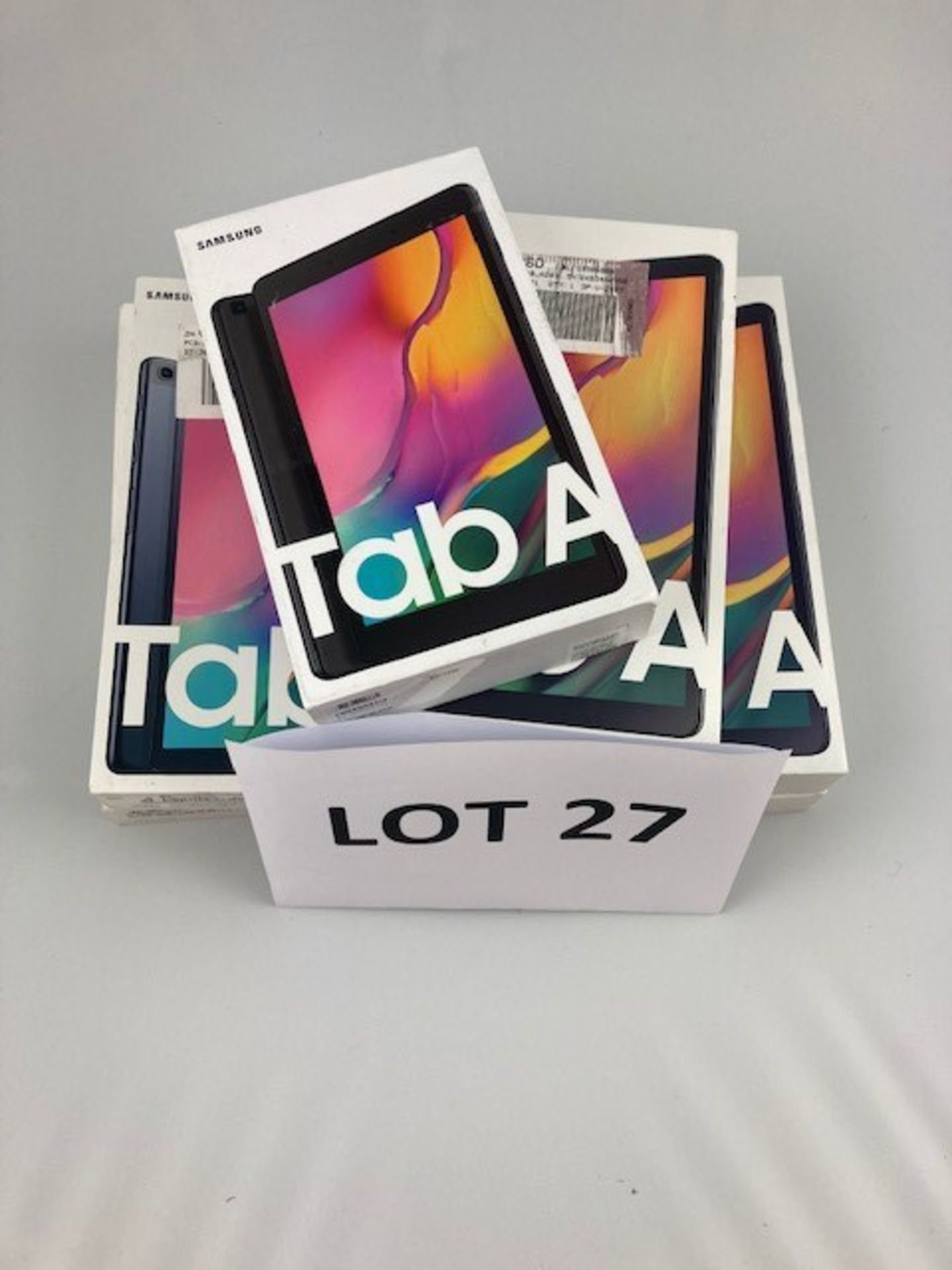 Box of 6 SAMSUNG Tablets. Total Latest selling price £1,004* - Image 5 of 5