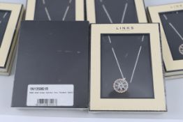 24 x LINKS OF LONDON ROSE GOLD DREAMCATCHER Approx RRP £2,352