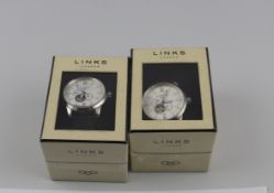 7 x LINKS OF LONDON OXFORD AUTOMATIC GENT'S WATCH Approx RRP £1,890