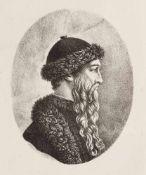 Buchwesen.– Gutenberg– J.F.Lichtenberger.