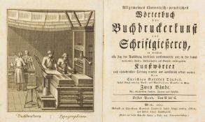 Buchwesen.– Chr. G.Täubel.
