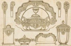 Augsburger Goldschmiede.– Johann Erhard Heiglen
