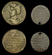 The Collection of London 17th Century Tokens formed by the late Cole Danehower (Part II)