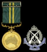 Medals from the Collection of Warwick Cary, Part 3