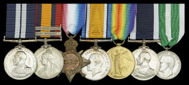 A Collection of Queen's South Africa Medals to the Royal Navy