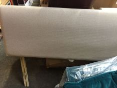 JOHNLEWIS BEDFORD 150CM HEADBOARD IN LATTE